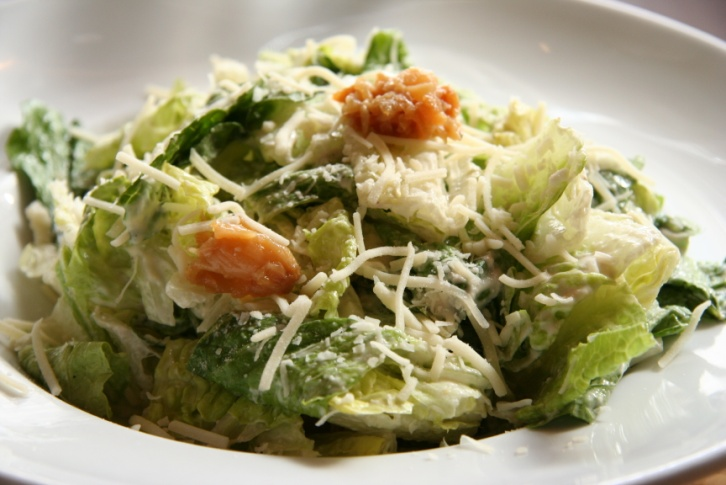 Caesar Salad, Additions available